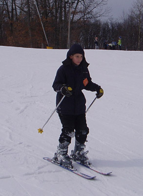 Skier Stanley