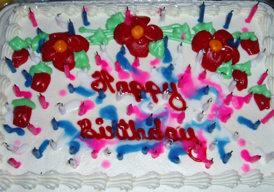 Melted Cake
