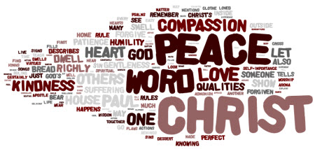 Sermon 122808 Wordle