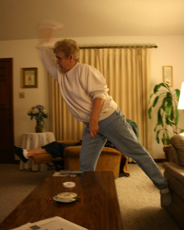 Nana on the wii