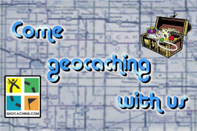 Come Geocache With Us video