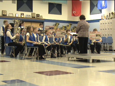Peace Lutheran School Band