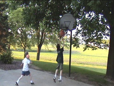 Basketball Boys video